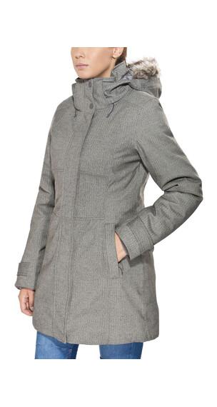 Prana Maja jakke grå